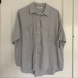 Madewell Button Down Top